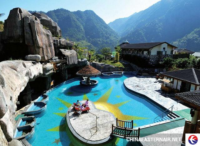 Thắng cảnh núi Trống (Gu Mountain Scenic Area) - Phúc Châu Trung Quốc