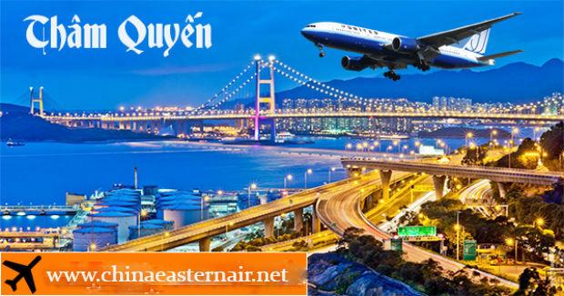 Vé máy bay đi Thâm Quyến China Estern giá rẻ