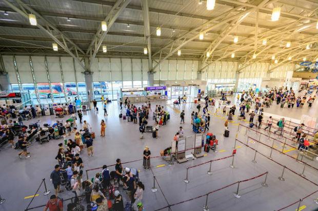 Sân bay quốc tế Gimhae