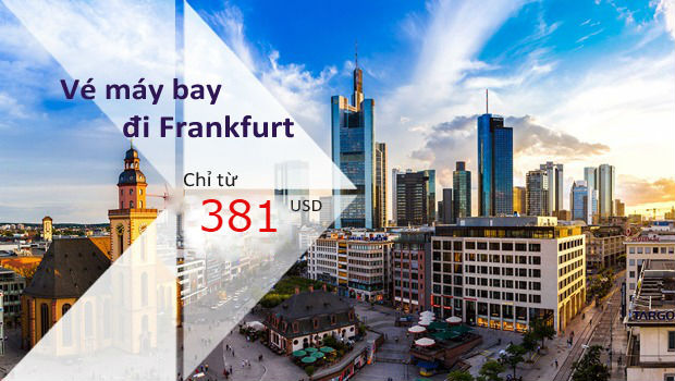 Vé máy bay đi Frankfurt China Eastern