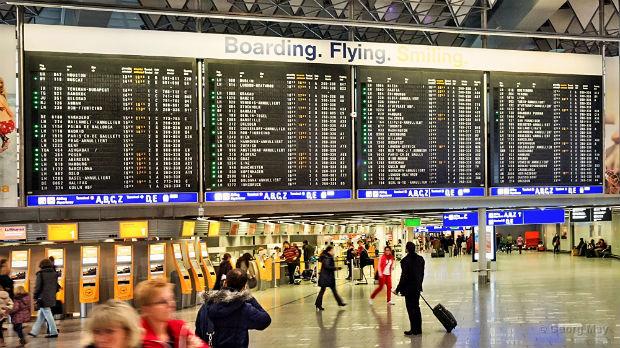 Sân bay quốc tế Frankurt