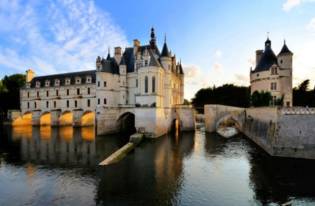 Ngắm những địa danh đẹp nao lòng ở Pháp