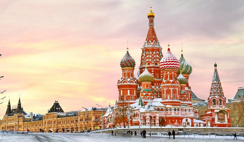 Làm visa đi du lịch Nga