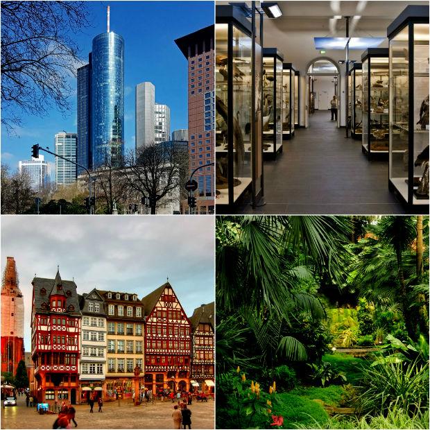Các địa điểm tham quan, du lịch ở Frankfurt
