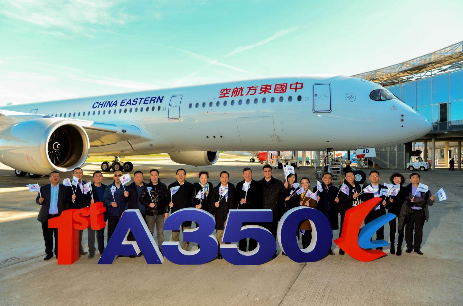 Đặt mua vé máy bay China Eastern Airlines
