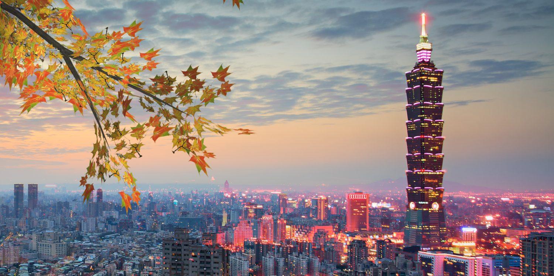 Mua vé máy bay đi Đài Loan China Eastern