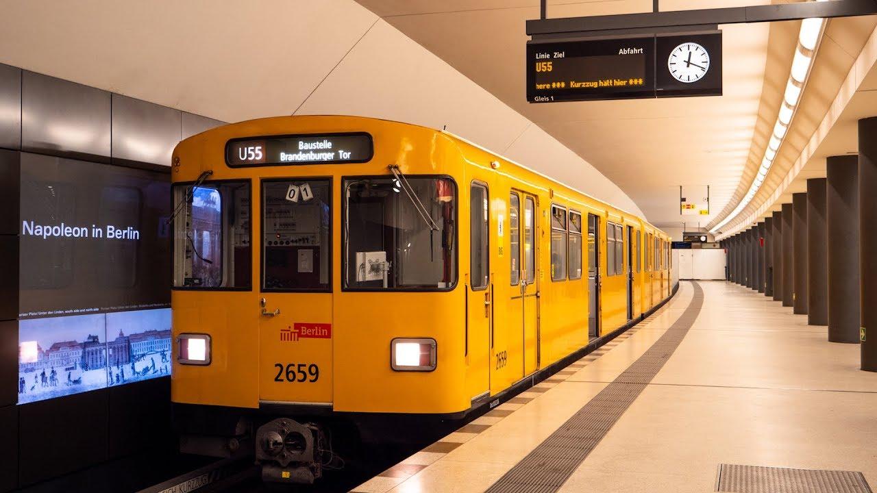 Phương tiện di chuyển đa dạng ở Berlin