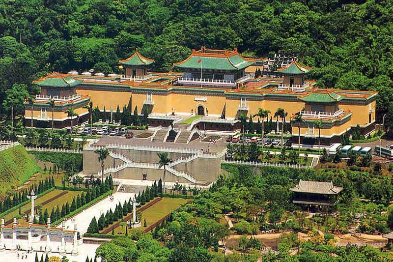 Mau vé rẻ đi Đài Loan China Eastern