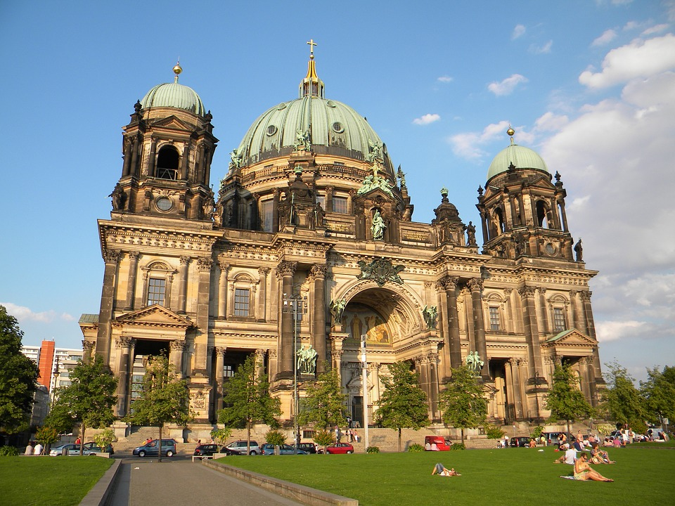 Nhà thờ Berlin sau bao thăng trầm lịch sử