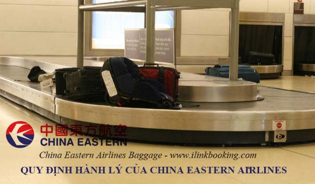 Hành lý của hãng China Eastern Airlines
