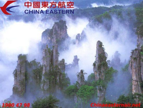 Vẻ đẹp núi nga mi - Bay Tứ Xuyên Trung Quốc giá rẻ