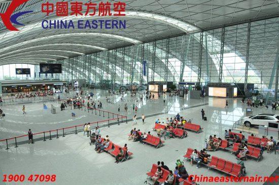 Toàn cảnh sân bay quốc tế Shuangliu