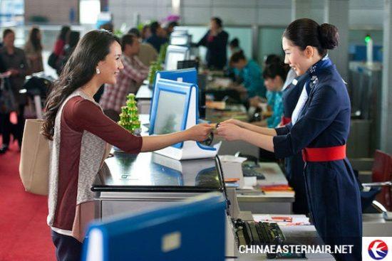 Đặt vé máy bay giá rẻ của đại lý vé máy bay China Eastern Airlines