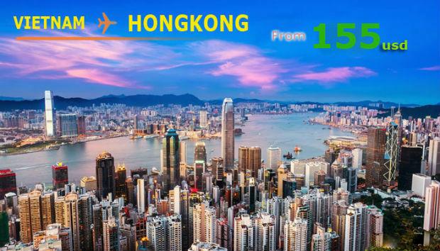 vé máy bay đi Hongkong China Eastern giá rẻ