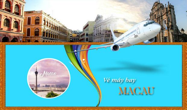 Săn vé máy bay đi Macau China Eastern giá rẻ