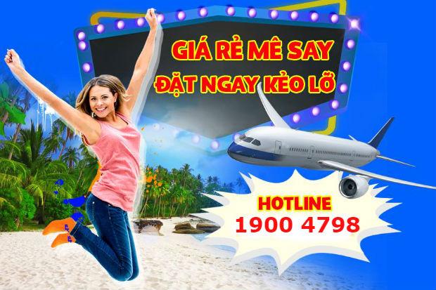 Săn vé máy bay giá rẻ China Eastern tháng 11 /2019