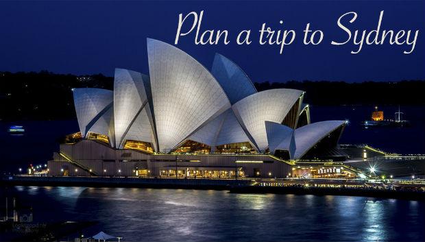 Đặt mua vé máy bay giá rẻ đi Sydney
