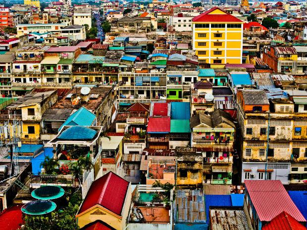 Vé máy bay đi Phnom Penh giá rẻ China Eastern
