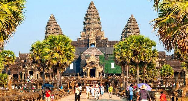 Đặt vé máy bay đi Siem Reap giá rẻ China Eastern