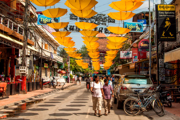 Vé máy bay đi Siem Reap