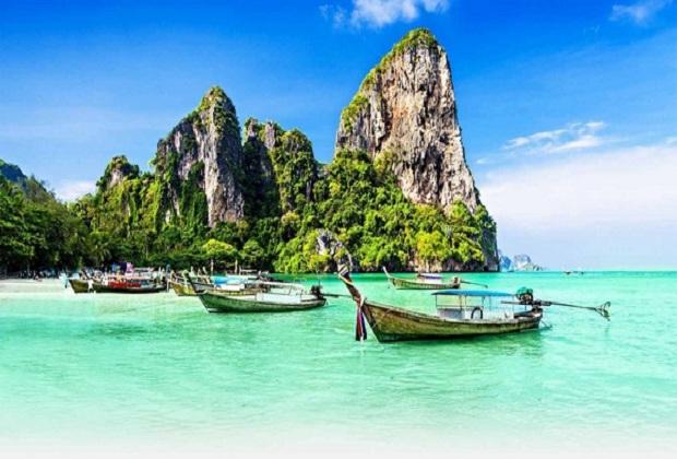 Giá vé máy bay Hà Nội đi Phuket