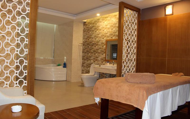 Khu spa và massage Khách sạn Mường Thanh Cửa Đông