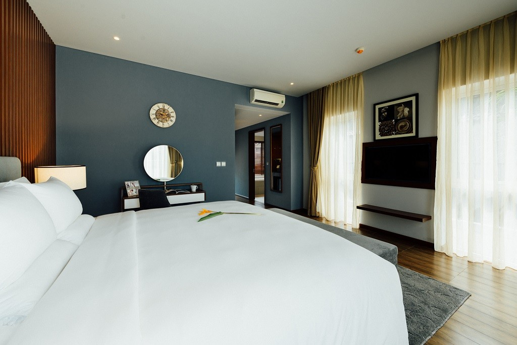 Villa 3 phòng Resort Novotel Phú Quốc