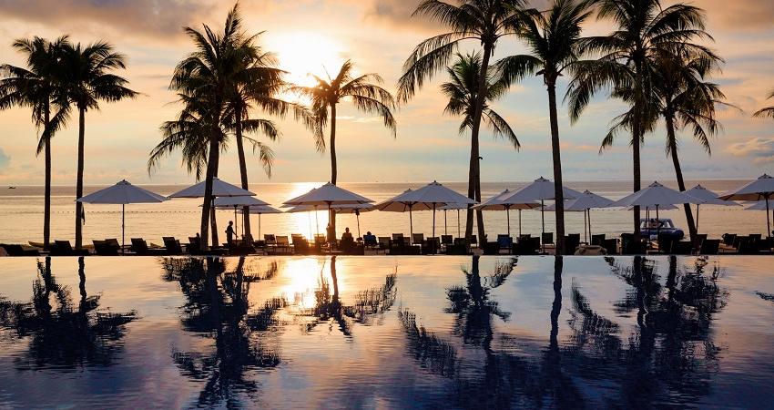 Bể bơi Resort Novotel Phú Quốc
