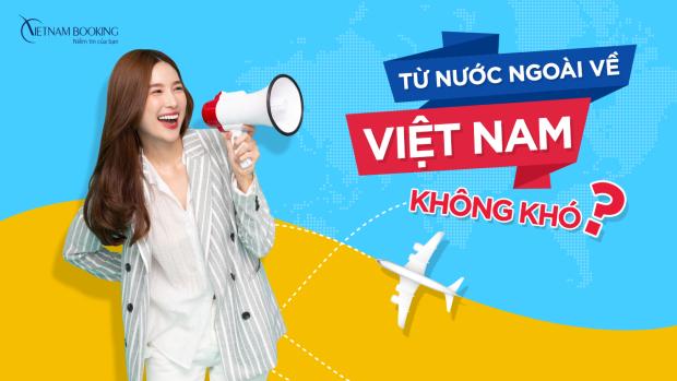 chuyến bay Hàn Quốc về Việt Nam
