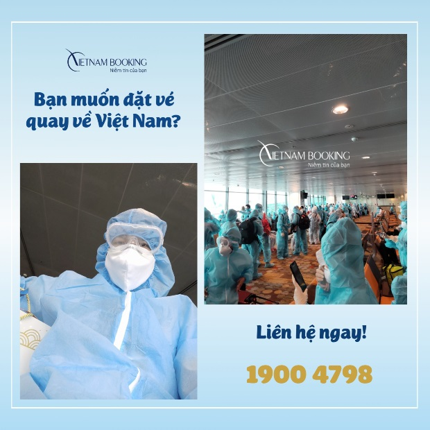 chuyến bay người dân từ Úc về Việt Nam