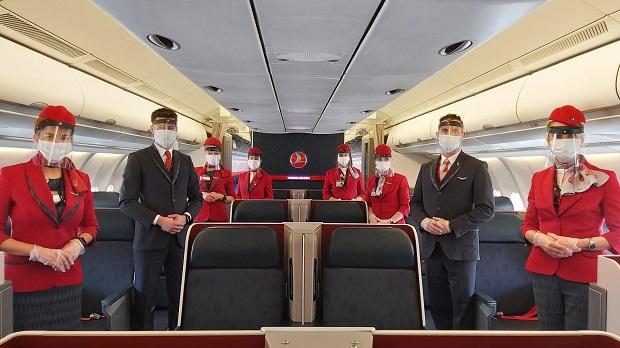 Chuyến bay từ Thổ Nhĩ Kỳ về Việt Nam