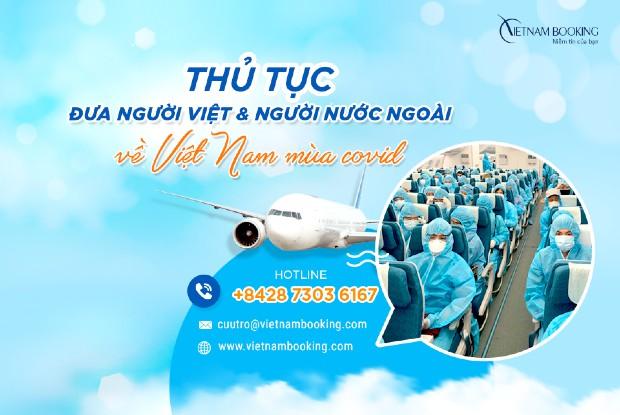 Chuyến bay từ Myanmar về Việt Nam