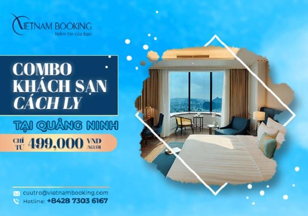 danh sách khách sạn cách ly tại Quảng Ninh