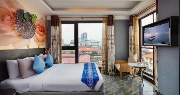 Khách sạn cách ly tại Thành phố Hồ Chí Minh