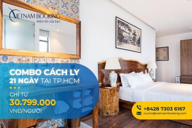 Khách sạn cách ly tại TPHCM