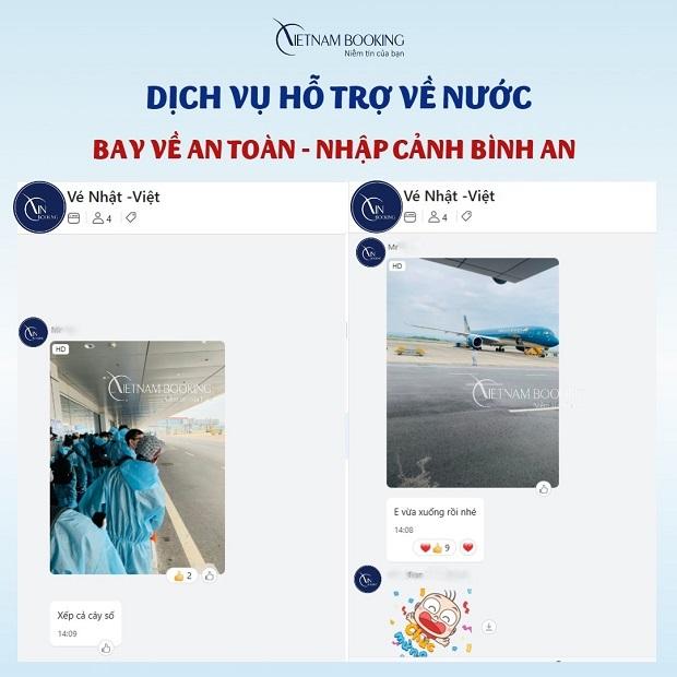 Kinh nghiệm đặt vé máy bay từ Indonesia về Việt Nam