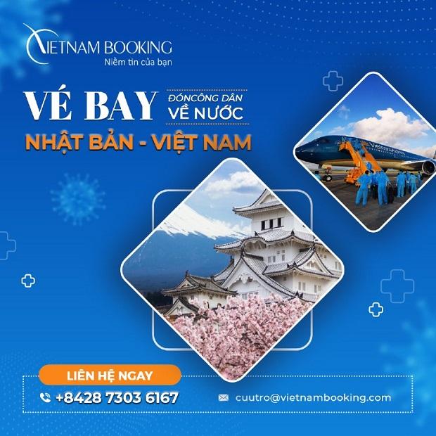 Cập nhật các chuyến bay từ Tokyo về Sài Gòn và lịch khởi hành mới nhất