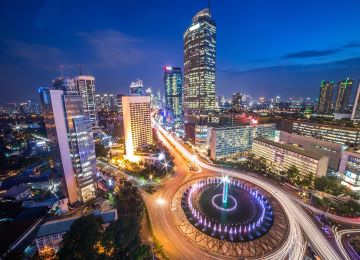 Đi Jakarta