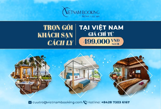 Khách sạn cách ly tại Việt Nam